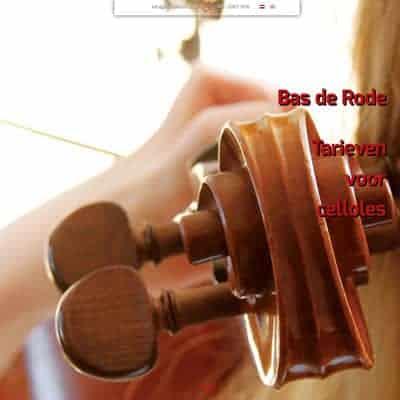 Link Naar Portfolio De Rode Cellist