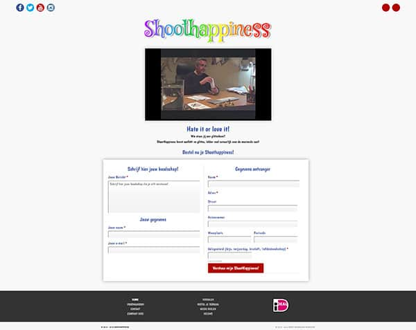shoothappiness-homepage